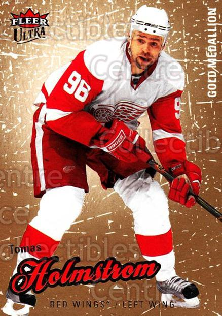 2008-09 Ultra Gold #149 Tomas Holmstrom<br/>5 In Stock - $2.00 each - <a href=https://centericecollectibles.foxycart.com/cart?name=2008-09%20Ultra%20Gold%20%23149%20Tomas%20Holmstrom...&quantity_max=5&price=$2.00&code=238505 class=foxycart> Buy it now! </a>
