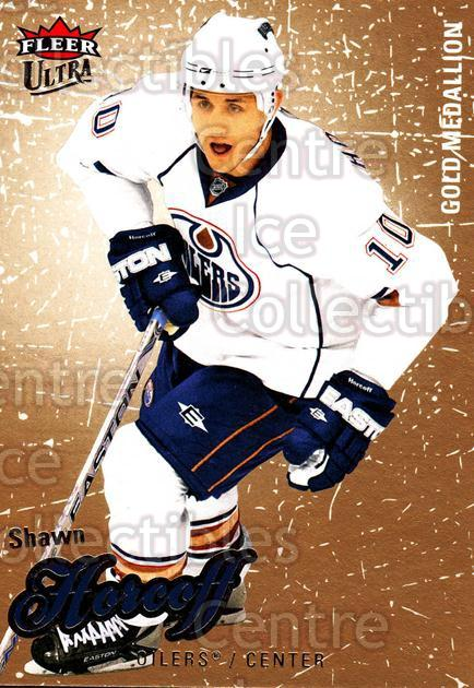 2008-09 Ultra Gold #154 Shawn Horcoff<br/>5 In Stock - $2.00 each - <a href=https://centericecollectibles.foxycart.com/cart?name=2008-09%20Ultra%20Gold%20%23154%20Shawn%20Horcoff...&quantity_max=5&price=$2.00&code=238510 class=foxycart> Buy it now! </a>