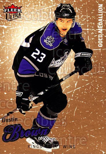 2008-09 Ultra Gold #161 Dustin Brown<br/>4 In Stock - $2.00 each - <a href=https://centericecollectibles.foxycart.com/cart?name=2008-09%20Ultra%20Gold%20%23161%20Dustin%20Brown...&quantity_max=4&price=$2.00&code=238517 class=foxycart> Buy it now! </a>