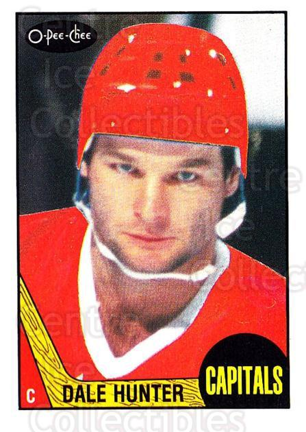1987-88 O-Pee-Chee #245 Dale Hunter<br/>5 In Stock - $1.00 each - <a href=https://centericecollectibles.foxycart.com/cart?name=1987-88%20O-Pee-Chee%20%23245%20Dale%20Hunter...&quantity_max=5&price=$1.00&code=23851 class=foxycart> Buy it now! </a>