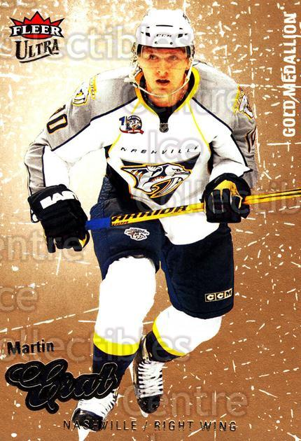 2008-09 Ultra Gold #173 Martin Erat<br/>5 In Stock - $2.00 each - <a href=https://centericecollectibles.foxycart.com/cart?name=2008-09%20Ultra%20Gold%20%23173%20Martin%20Erat...&quantity_max=5&price=$2.00&code=238528 class=foxycart> Buy it now! </a>