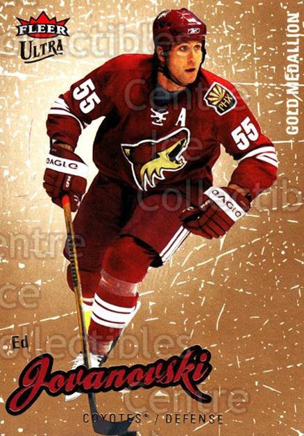 2008-09 Ultra Gold #179 Ed Jovanovski<br/>5 In Stock - $2.00 each - <a href=https://centericecollectibles.foxycart.com/cart?name=2008-09%20Ultra%20Gold%20%23179%20Ed%20Jovanovski...&quantity_max=5&price=$2.00&code=238534 class=foxycart> Buy it now! </a>