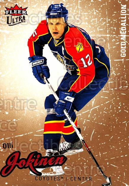 2008-09 Ultra Gold #180 Olli Jokinen<br/>5 In Stock - $2.00 each - <a href=https://centericecollectibles.foxycart.com/cart?name=2008-09%20Ultra%20Gold%20%23180%20Olli%20Jokinen...&quantity_max=5&price=$2.00&code=238535 class=foxycart> Buy it now! </a>