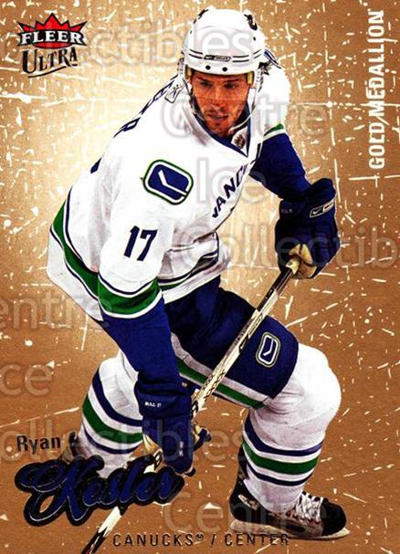 2008-09 Ultra Gold #197 Ryan Kesler<br/>4 In Stock - $2.00 each - <a href=https://centericecollectibles.foxycart.com/cart?name=2008-09%20Ultra%20Gold%20%23197%20Ryan%20Kesler...&quantity_max=4&price=$2.00&code=238552 class=foxycart> Buy it now! </a>