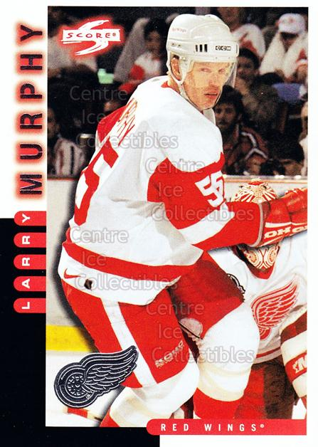 1997-98 Score Detroit Red Wings #8 Larry Murphy<br/>3 In Stock - $2.00 each - <a href=https://centericecollectibles.foxycart.com/cart?name=1997-98%20Score%20Detroit%20Red%20Wings%20%238%20Larry%20Murphy...&quantity_max=3&price=$2.00&code=238587 class=foxycart> Buy it now! </a>
