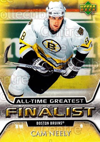 2005-06 Upper Deck All-Time Greatest #6 Cam Neely<br/>4 In Stock - $2.00 each - <a href=https://centericecollectibles.foxycart.com/cart?name=2005-06%20Upper%20Deck%20All-Time%20Greatest%20%236%20Cam%20Neely...&quantity_max=4&price=$2.00&code=239002 class=foxycart> Buy it now! </a>
