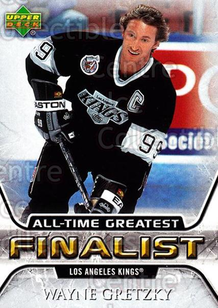 2005-06 Upper Deck All-Time Greatest #27 Wayne Gretzky<br/>4 In Stock - $5.00 each - <a href=https://centericecollectibles.foxycart.com/cart?name=2005-06%20Upper%20Deck%20All-Time%20Greatest%20%2327%20Wayne%20Gretzky...&quantity_max=4&price=$5.00&code=239008 class=foxycart> Buy it now! </a>