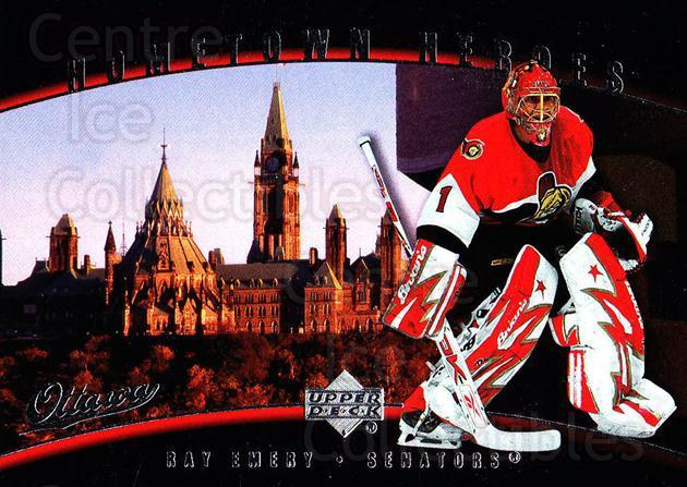 2007-08 Upper Deck Hometown Heroes #62 Ray Emery<br/>6 In Stock - $2.00 each - <a href=https://centericecollectibles.foxycart.com/cart?name=2007-08%20Upper%20Deck%20Hometown%20Heroes%20%2362%20Ray%20Emery...&quantity_max=6&price=$2.00&code=239100 class=foxycart> Buy it now! </a>