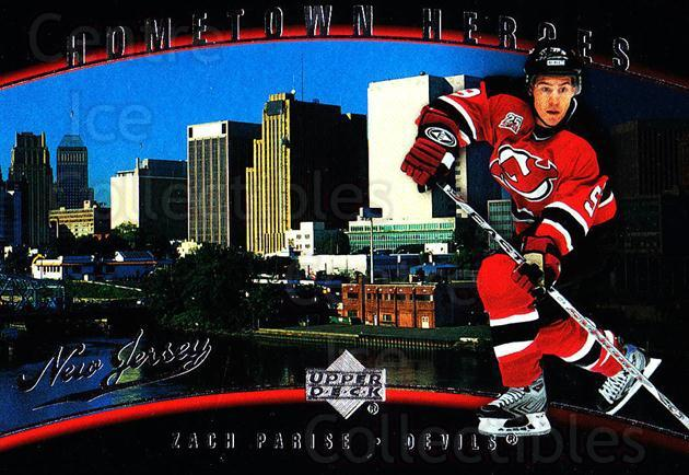 2007-08 Upper Deck Hometown Heroes #64 Zach Parise<br/>7 In Stock - $2.00 each - <a href=https://centericecollectibles.foxycart.com/cart?name=2007-08%20Upper%20Deck%20Hometown%20Heroes%20%2364%20Zach%20Parise...&quantity_max=7&price=$2.00&code=239102 class=foxycart> Buy it now! </a>