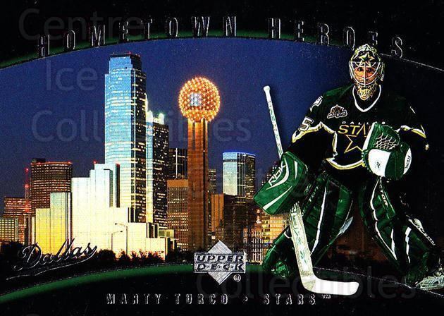 2007-08 Upper Deck Hometown Heroes #68 Marty Turco<br/>5 In Stock - $2.00 each - <a href=https://centericecollectibles.foxycart.com/cart?name=2007-08%20Upper%20Deck%20Hometown%20Heroes%20%2368%20Marty%20Turco...&quantity_max=5&price=$2.00&code=239106 class=foxycart> Buy it now! </a>
