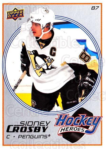 2008-09 Upper Deck Hockey Heroes Sidney Crosby #2 Sidney Crosby<br/>2 In Stock - $3.00 each - <a href=https://centericecollectibles.foxycart.com/cart?name=2008-09%20Upper%20Deck%20Hockey%20Heroes%20Sidney%20Crosby%20%232%20Sidney%20Crosby...&quantity_max=2&price=$3.00&code=239187 class=foxycart> Buy it now! </a>