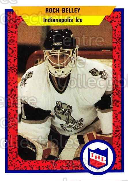 1991-92 ProCards AHL IHL #497 Roch Belley<br/>1 In Stock - $2.00 each - <a href=https://centericecollectibles.foxycart.com/cart?name=1991-92%20ProCards%20AHL%20IHL%20%23497%20Roch%20Belley...&quantity_max=1&price=$2.00&code=239273 class=foxycart> Buy it now! </a>