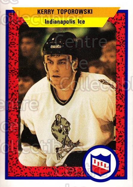 1991-92 ProCards AHL IHL #499 Kerry Toporowski<br/>1 In Stock - $2.00 each - <a href=https://centericecollectibles.foxycart.com/cart?name=1991-92%20ProCards%20AHL%20IHL%20%23499%20Kerry%20Toporowsk...&quantity_max=1&price=$2.00&code=239275 class=foxycart> Buy it now! </a>