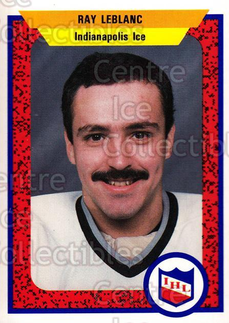 1991-92 ProCards AHL IHL #502 Ray Leblanc<br/>1 In Stock - $2.00 each - <a href=https://centericecollectibles.foxycart.com/cart?name=1991-92%20ProCards%20AHL%20IHL%20%23502%20Ray%20Leblanc...&quantity_max=1&price=$2.00&code=239277 class=foxycart> Buy it now! </a>
