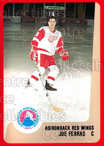 1988-89 ProCards AHL #24 Joe Ferras<br/>1 In Stock - $2.00 each - <a href=https://centericecollectibles.foxycart.com/cart?name=1988-89%20ProCards%20AHL%20%2324%20Joe%20Ferras...&price=$2.00&code=239286 class=foxycart> Buy it now! </a>