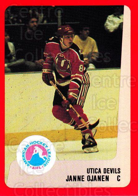 1988-89 ProCards AHL #344 Janne Ojanen<br/>2 In Stock - $2.00 each - <a href=https://centericecollectibles.foxycart.com/cart?name=1988-89%20ProCards%20AHL%20%23344%20Janne%20Ojanen...&quantity_max=2&price=$2.00&code=239291 class=foxycart> Buy it now! </a>