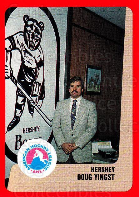 <a href=index.aspx?SetName=1988-89%20ProCards%20AHL>1988-89 ProCards AHL</a> #145 <a href=index.aspx?PlayerName=Doug%20Yingst> Doug Yingst</a><br/>3 in stock - $2.00 each - <a href=https://centericecollectibles.foxycart.com/cart?name=1988-89%20ProCards%20AHL%20%23145%20Doug%20Yingst...&price=$2.00&code=239311 class=foxycart> Buy it now! </a>