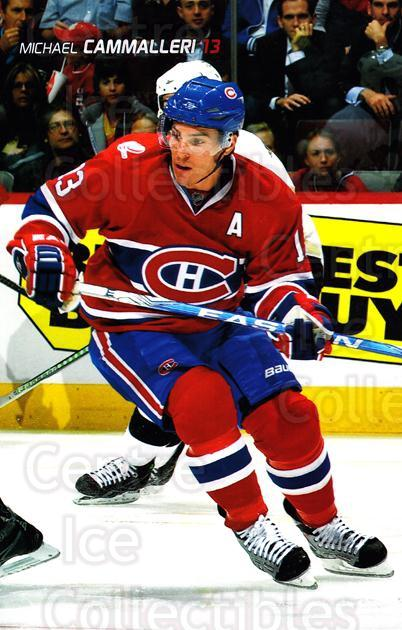 2009-10 Montreal Canadiens Postcards #2 Mike Cammalleri<br/>1 In Stock - $3.00 each - <a href=https://centericecollectibles.foxycart.com/cart?name=2009-10%20Montreal%20Canadiens%20Postcards%20%232%20Mike%20Cammalleri...&quantity_max=1&price=$3.00&code=239516 class=foxycart> Buy it now! </a>