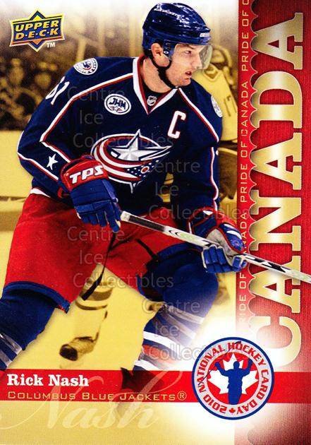 2010 Upper Deck National Hockey Card Day #10 Rick Nash<br/>15 In Stock - $2.00 each - <a href=https://centericecollectibles.foxycart.com/cart?name=2010%20Upper%20Deck%20National%20Hockey%20Card%20Day%20%2310%20Rick%20Nash...&quantity_max=15&price=$2.00&code=241032 class=foxycart> Buy it now! </a>