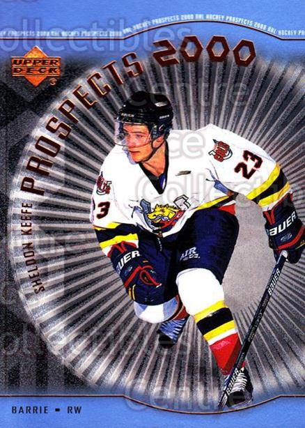 1999-00 Upper Deck #309 Sheldon Keefe<br/>3 In Stock - $3.00 each - <a href=https://centericecollectibles.foxycart.com/cart?name=1999-00%20Upper%20Deck%20%23309%20Sheldon%20Keefe...&price=$3.00&code=241117 class=foxycart> Buy it now! </a>