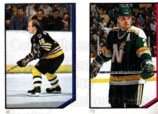 1986-87 O-Pee-Chee Stickers #035-172 Rick Middleton, Curt Giles<br/>5 In Stock - $2.00 each - <a href=https://centericecollectibles.foxycart.com/cart?name=1986-87%20O-Pee-Chee%20Stickers%20%23035-172%20Rick%20Middleton,...&quantity_max=5&price=$2.00&code=24144 class=foxycart> Buy it now! </a>