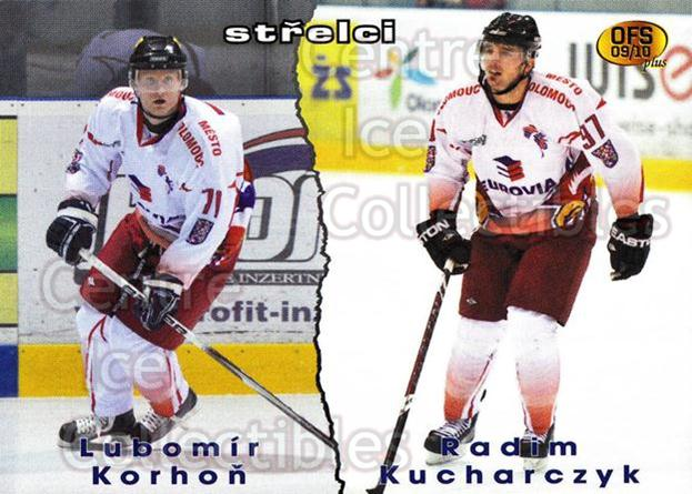 2009-10 Czech OFS #445 Lubomir Korhon, Radim Kucharczyk<br/>2 In Stock - $2.00 each - <a href=https://centericecollectibles.foxycart.com/cart?name=2009-10%20Czech%20OFS%20%23445%20Lubomir%20Korhon,...&quantity_max=2&price=$2.00&code=241868 class=foxycart> Buy it now! </a>