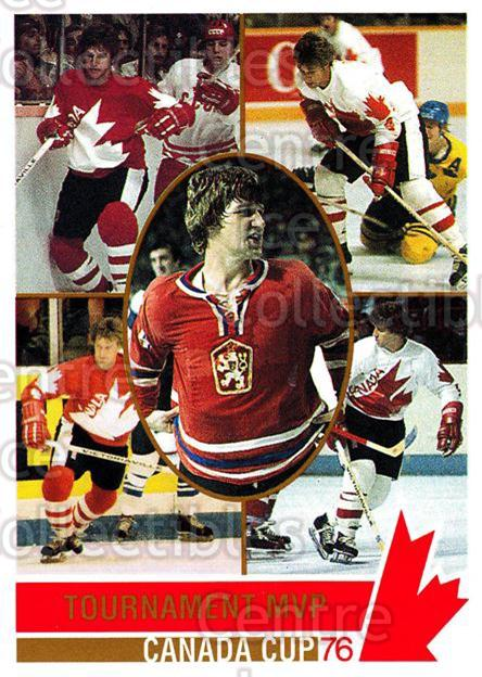 1992 Future Trends Canada Cup 1976 #184 Bobby Orr<br/>2 In Stock - $2.00 each - <a href=https://centericecollectibles.foxycart.com/cart?name=1992%20Future%20Trends%20Canada%20Cup%201976%20%23184%20Bobby%20Orr...&price=$2.00&code=242100 class=foxycart> Buy it now! </a>