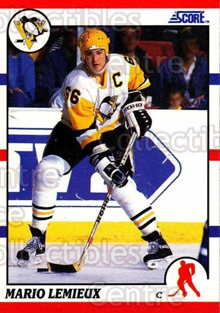 1990-91 Score Hottest and Rising Stars #34 Mario Lemieux<br/>8 In Stock - $2.00 each - <a href=https://centericecollectibles.foxycart.com/cart?name=1990-91%20Score%20Hottest%20and%20Rising%20Stars%20%2334%20Mario%20Lemieux...&price=$2.00&code=243225 class=foxycart> Buy it now! </a>
