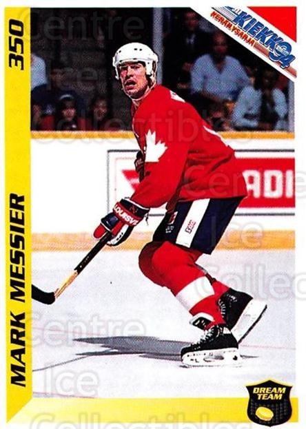 1994 Finnish Jaa Kiekko #350 Mark Messier<br/>2 In Stock - $2.00 each - <a href=https://centericecollectibles.foxycart.com/cart?name=1994%20Finnish%20Jaa%20Kiekko%20%23350%20Mark%20Messier...&quantity_max=2&price=$2.00&code=243272 class=foxycart> Buy it now! </a>