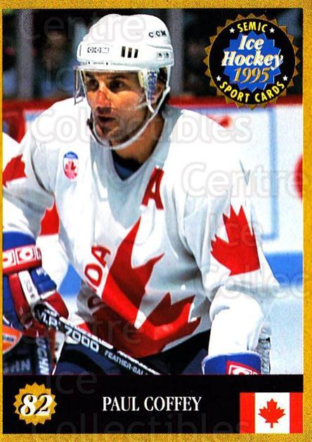 1995 Finnish Semic World Championships #82 Paul Coffey<br/>4 In Stock - $2.00 each - <a href=https://centericecollectibles.foxycart.com/cart?name=1995%20Finnish%20Semic%20World%20Championships%20%2382%20Paul%20Coffey...&quantity_max=4&price=$2.00&code=243318 class=foxycart> Buy it now! </a>