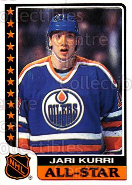 1986-87 Topps Stickers Insert #10 Jari Kurri<br/>2 In Stock - $3.00 each - <a href=https://centericecollectibles.foxycart.com/cart?name=1986-87%20Topps%20Stickers%20Insert%20%2310%20Jari%20Kurri...&quantity_max=2&price=$3.00&code=24348 class=foxycart> Buy it now! </a>