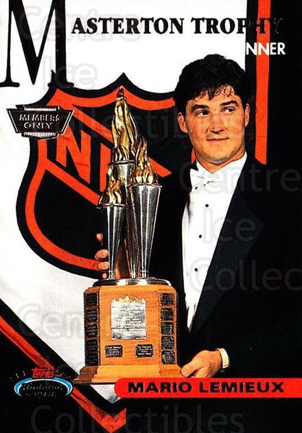 1993-94 Stadium Club Members Only #146 Mario Lemieux<br/>6 In Stock - $5.00 each - <a href=https://centericecollectibles.foxycart.com/cart?name=1993-94%20Stadium%20Club%20Members%20Only%20%23146%20Mario%20Lemieux...&quantity_max=6&price=$5.00&code=243743 class=foxycart> Buy it now! </a>