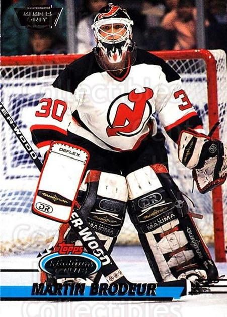 1993-94 Stadium Club Members Only #352 Martin Brodeur<br/>1 In Stock - $10.00 each - <a href=https://centericecollectibles.foxycart.com/cart?name=1993-94%20Stadium%20Club%20Members%20Only%20%23352%20Martin%20Brodeur...&price=$10.00&code=243752 class=foxycart> Buy it now! </a>