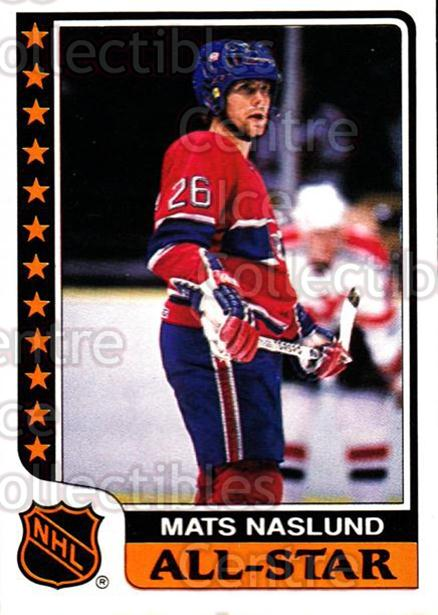 1986-87 Topps Stickers Insert #8 Mats Naslund<br/>3 In Stock - $2.00 each - <a href=https://centericecollectibles.foxycart.com/cart?name=1986-87%20Topps%20Stickers%20Insert%20%238%20Mats%20Naslund...&price=$2.00&code=24376 class=foxycart> Buy it now! </a>