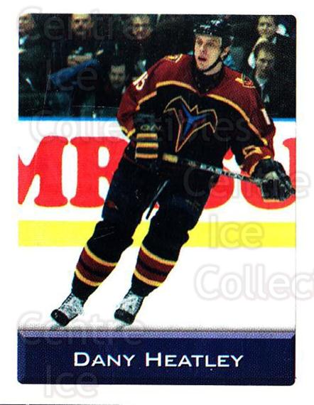 2003 NHL Stickers Collection #3 Dany Heatley<br/>2 In Stock - $2.00 each - <a href=https://centericecollectibles.foxycart.com/cart?name=2003%20NHL%20Stickers%20Collection%20%233%20Dany%20Heatley...&quantity_max=2&price=$2.00&code=244055 class=foxycart> Buy it now! </a>