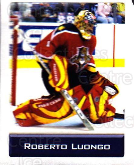 2003 NHL Stickers Collection #50 Roberto Luongo<br/>6 In Stock - $2.00 each - <a href=https://centericecollectibles.foxycart.com/cart?name=2003%20NHL%20Stickers%20Collection%20%2350%20Roberto%20Luongo...&quantity_max=6&price=$2.00&code=244102 class=foxycart> Buy it now! </a>
