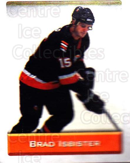 2003 NHL Stickers Collection #74 Brad Isbister<br/>2 In Stock - $2.00 each - <a href=https://centericecollectibles.foxycart.com/cart?name=2003%20NHL%20Stickers%20Collection%20%2374%20Brad%20Isbister...&quantity_max=2&price=$2.00&code=244126 class=foxycart> Buy it now! </a>