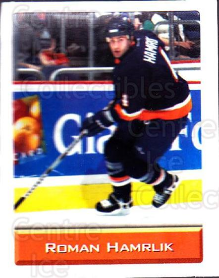2003 NHL Stickers Collection #79 Roman Hamrlik<br/>5 In Stock - $2.00 each - <a href=https://centericecollectibles.foxycart.com/cart?name=2003%20NHL%20Stickers%20Collection%20%2379%20Roman%20Hamrlik...&quantity_max=5&price=$2.00&code=244131 class=foxycart> Buy it now! </a>