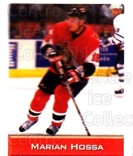 2003 NHL Stickers Collection #95 Marian Hossa<br/>1 In Stock - $2.00 each - <a href=https://centericecollectibles.foxycart.com/cart?name=2003%20NHL%20Stickers%20Collection%20%2395%20Marian%20Hossa...&quantity_max=1&price=$2.00&code=244147 class=foxycart> Buy it now! </a>
