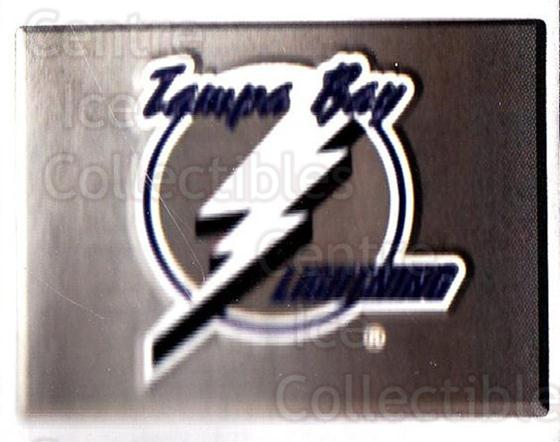 2003 NHL Stickers Collection #121 Tampa Bay Lightning<br/>3 In Stock - $2.00 each - <a href=https://centericecollectibles.foxycart.com/cart?name=2003%20NHL%20Stickers%20Collection%20%23121%20Tampa%20Bay%20Light...&quantity_max=3&price=$2.00&code=244173 class=foxycart> Buy it now! </a>