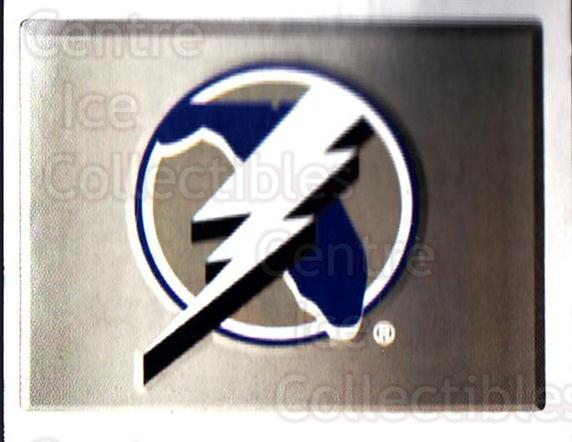 2003 NHL Stickers Collection #122 Tampa Bay Lightning<br/>3 In Stock - $2.00 each - <a href=https://centericecollectibles.foxycart.com/cart?name=2003%20NHL%20Stickers%20Collection%20%23122%20Tampa%20Bay%20Light...&quantity_max=3&price=$2.00&code=244174 class=foxycart> Buy it now! </a>
