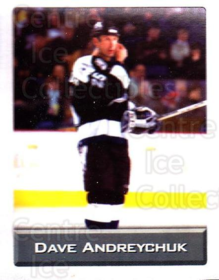2003 NHL Stickers Collection #123 Dave Andreychuk<br/>4 In Stock - $2.00 each - <a href=https://centericecollectibles.foxycart.com/cart?name=2003%20NHL%20Stickers%20Collection%20%23123%20Dave%20Andreychuk...&quantity_max=4&price=$2.00&code=244175 class=foxycart> Buy it now! </a>