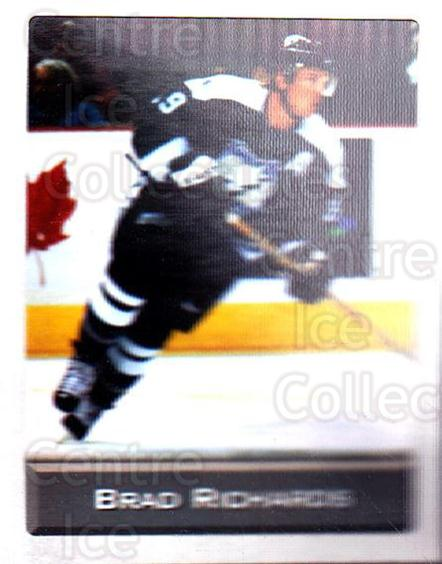 2003 NHL Stickers Collection #126 Brad Richards<br/>2 In Stock - $2.00 each - <a href=https://centericecollectibles.foxycart.com/cart?name=2003%20NHL%20Stickers%20Collection%20%23126%20Brad%20Richards...&quantity_max=2&price=$2.00&code=244178 class=foxycart> Buy it now! </a>