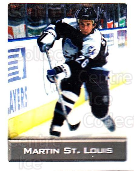 2003 NHL Stickers Collection #127 Martin St. Louis<br/>1 In Stock - $2.00 each - <a href=https://centericecollectibles.foxycart.com/cart?name=2003%20NHL%20Stickers%20Collection%20%23127%20Martin%20St.%20Loui...&quantity_max=1&price=$2.00&code=244179 class=foxycart> Buy it now! </a>