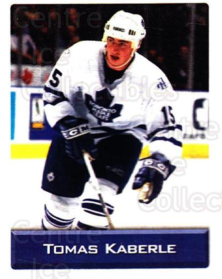 2003 NHL Stickers Collection #138 Tomas Kaberle<br/>2 In Stock - $2.00 each - <a href=https://centericecollectibles.foxycart.com/cart?name=2003%20NHL%20Stickers%20Collection%20%23138%20Tomas%20Kaberle...&quantity_max=2&price=$2.00&code=244190 class=foxycart> Buy it now! </a>