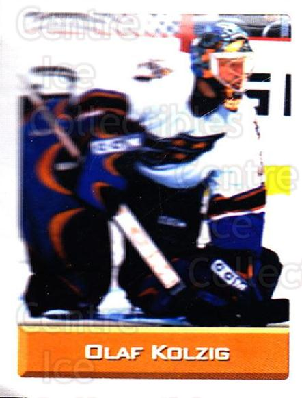 2003 NHL Stickers Collection #150 Olaf Kolzig<br/>3 In Stock - $2.00 each - <a href=https://centericecollectibles.foxycart.com/cart?name=2003%20NHL%20Stickers%20Collection%20%23150%20Olaf%20Kolzig...&quantity_max=3&price=$2.00&code=244202 class=foxycart> Buy it now! </a>