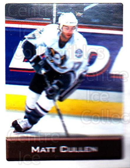 2003 NHL Stickers Collection #154 Matt Cullen<br/>5 In Stock - $2.00 each - <a href=https://centericecollectibles.foxycart.com/cart?name=2003%20NHL%20Stickers%20Collection%20%23154%20Matt%20Cullen...&quantity_max=5&price=$2.00&code=244206 class=foxycart> Buy it now! </a>