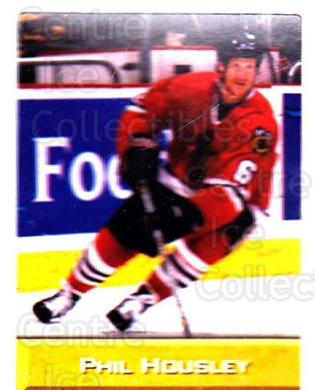 2003 NHL Stickers Collection #177 Phil Housley<br/>2 In Stock - $2.00 each - <a href=https://centericecollectibles.foxycart.com/cart?name=2003%20NHL%20Stickers%20Collection%20%23177%20Phil%20Housley...&quantity_max=2&price=$2.00&code=244229 class=foxycart> Buy it now! </a>