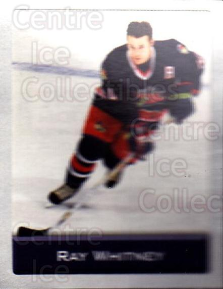2003 NHL Stickers Collection #196 Ray Whitney<br/>5 In Stock - $2.00 each - <a href=https://centericecollectibles.foxycart.com/cart?name=2003%20NHL%20Stickers%20Collection%20%23196%20Ray%20Whitney...&quantity_max=5&price=$2.00&code=244248 class=foxycart> Buy it now! </a>