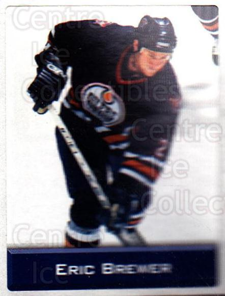 2003 NHL Stickers Collection #227 Eric Brewer<br/>2 In Stock - $2.00 each - <a href=https://centericecollectibles.foxycart.com/cart?name=2003%20NHL%20Stickers%20Collection%20%23227%20Eric%20Brewer...&quantity_max=2&price=$2.00&code=244279 class=foxycart> Buy it now! </a>
